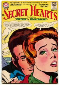 Secret Hearts  #96 1964-DC SILVER AGE ROMANCE-1st Amy Ames issue VG+