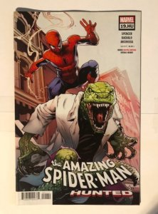 The Amazing Spider-Man #19.HU (2019)