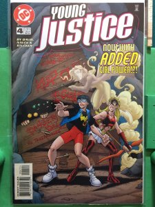Young Justice #4