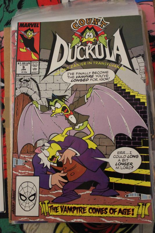Count Duckula 9 FN