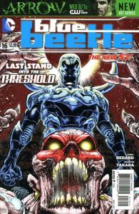 Blue Beetle (5th Series) #16 FN; DC | save on shipping - details inside