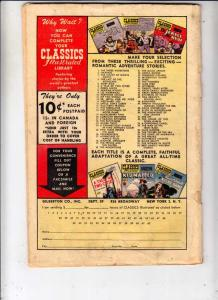 Classics Illustrated #61 (Jul-49) VG Affordable-Grade