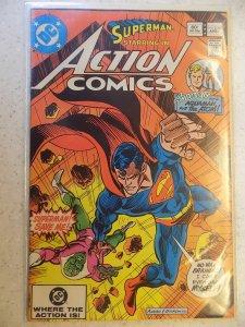 ACTION COMICS # 530