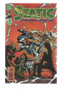 STATIC, Volume 01: Numero 41: truly, Madly, Deadly (Milestone)