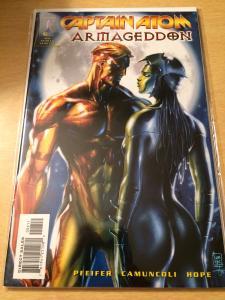 Captain Atom: Armageddon #6