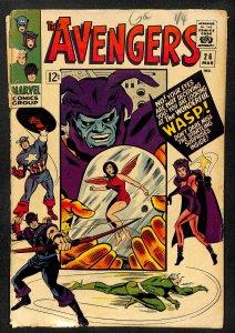 The Avengers #26 (1966)
