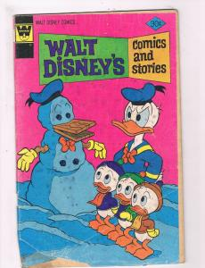 Walt Disney's Comics And Stories # 6 GD Whitman Comic Books Donald Duck WOW SW7