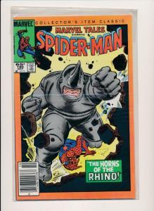 Marvel Tales Starring SPIDER-MAN #180 Marvel Comics ~ VF 1985 (HX638)