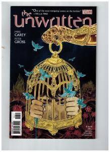 The Unwritten # 6 VF DC Vertigo Comic Book Mike Carey Peter Gross Series S75