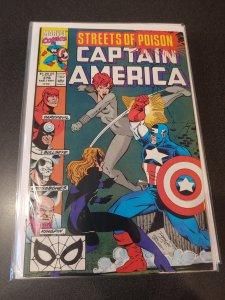 Captain America #376 (1990)