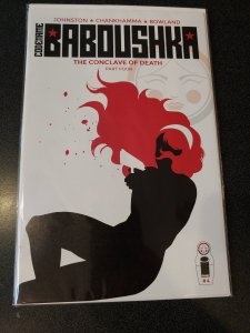 Codename Baboushka: The Conclave of Death #4 (2016)