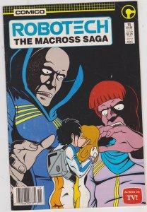 Robotech: The Macross Saga #11