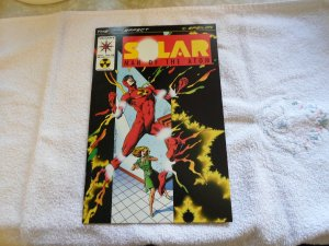 1994 SOLAR MAN OF THE ATOM . THE DESTROYER # 38