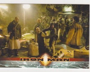 2008 Iron Man Movie Trading Card #13
