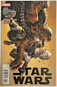 STAR WARS#11 VF/NM 2016 MARVEL COMICS