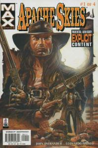 Apache Skies #1 VF; Marvel | save on shipping - details inside
