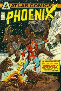 Phoenix (1975 series) #3, Fine+ (Stock photo)