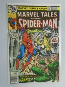 Marvel Tales #101 starring Spider-Man News Stand edition 5.0 VG FN (1979)