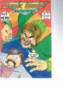 Buck Godot - Zap Gun For Hire #2 (1993)