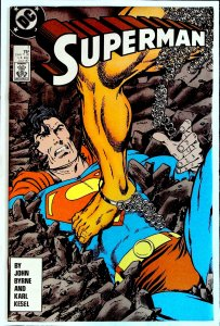 Superman  #7 (1988)