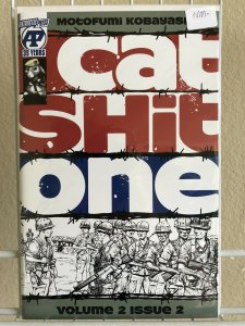 Cat Sh*t One Volume 2 #2 NM- 9.2 FREE COMBINED SHIPPING