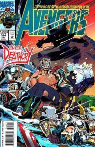 Avengers (1963 series) #364, NM (Stock photo)