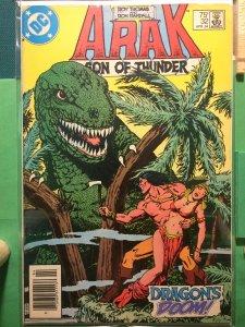 Arak Son of Thunder #32