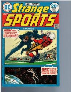 Strange Sports Stories #3 (1974)