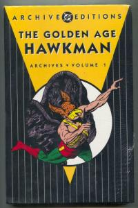 Golden Age Hawkman Archives Vol 1 hardcover- sealed