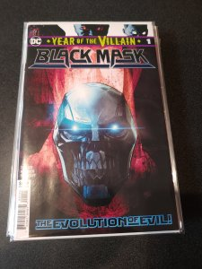 Black Mask: Year of the Villain #1 (2019)