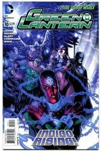 Green Lantern #10 (9.0-9.2) Modern Age DC ID#50L