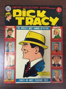 Limited Collectors' Edition Dick Tracy #C-40-DC-Treasury Edition