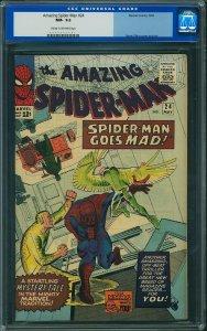 Amazing Spider-Man #24 (Marvel, 1965) CGC Graded 9.2
