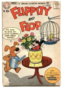Flippity and Flop #36 1957- DC Funny Animals G