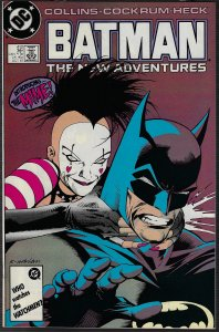 Batman #412 (DC, 1987) NM