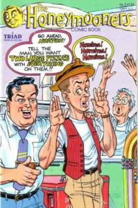 Honeymooners, The (Triad) #2 VF/NM; Triad | save on shipping - details inside