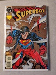 Superboy #5 NM DC Comics