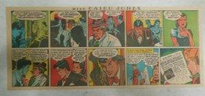 Miss Cairo Jones Sunday by Bob Oksner from 5/12/1946 Size: 7.5 x15 inches GGA