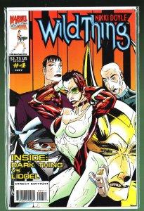 Wild Thing (UK) #4 (1993)