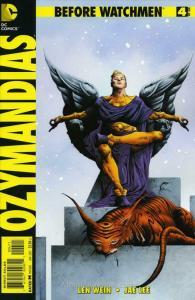 Before Watchmen: Ozymandias #4 VF/NM; DC | save on shipping - details inside