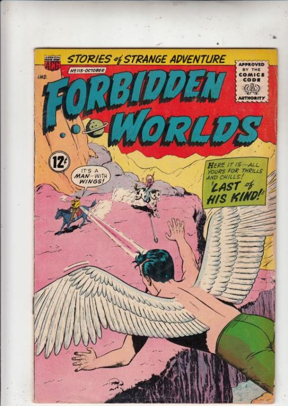 Forbidden Worlds #115 (Oct-63) VG/FN Mid-Grade