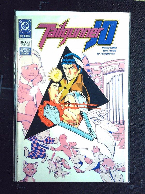 Tailgunner Jo #2 (1988)