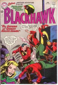 BLACKHAWK 204 VF  January 1965 COMICS BOOK