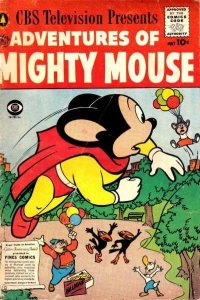 Adventures of Mighty Mouse (Pines 1955 series) #133, Good (Stock photo)