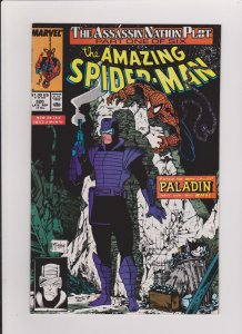 the AMAZING SPIDER-MAN #320 NM UNREAD 1989 MARVEL COMICS TODD McFARLANE