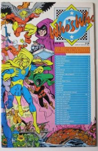 WHO'S WHO #6, VF/NM, Darkseid, Demon, DC 1985  more DC in store