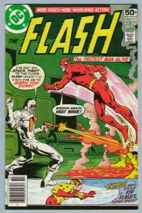 Flash 266 Oct 1978 NM- (9.2)