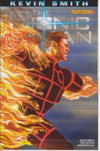 Bionic Man (Vol. 1) #9A VF/NM; Dynamite | save on shipping - details inside