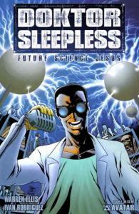 Doktor Sleepless #1 VF/NM; Avatar | save on shipping - details inside