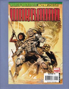 World War Hulk After Smash Warbound #1 VF Marvel 2008